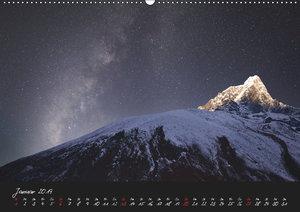 Faszination Milchstraße - eine Reise zu den Nachtlandschaften un
