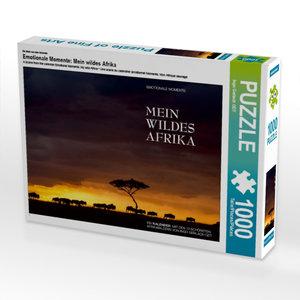 Ein Motiv aus dem Kalender Emotionale Momente: Mein wildes Afrik