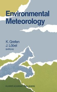 Environmental Meteorology