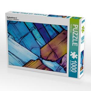 Hydrochinon 2 1000 Teile Puzzle quer