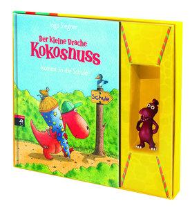 """Der kleine Drache Kokosnuss - Die Geschenk-Box """"Oskar"""" (Set)"""