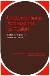 Unconventional Approaches to Fusion