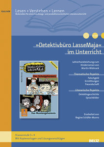 »Detektivbüro LasseMaja« im Unterricht