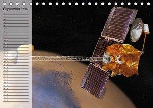 Missionen im Weltall