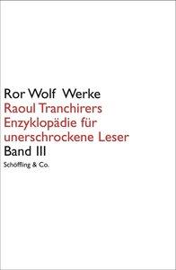 Raoul Tranchirers Enzyklopädie für unerschrockene Leser 03