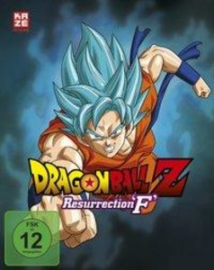 Dragonball Z: Resurrection \'F\', 1 Blu-ray + 1 DVD (Steelbook -