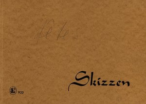 Hans and Jean Arp: Twenty Sketchbooks