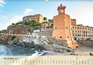 Elba - die Insel im Mittelmeer (Wandkalender 2019 DIN A2 quer)