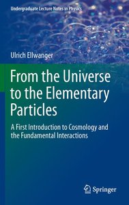 From the Universe to the Elementary Particles