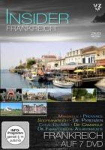 Insider - Frankreich. Schuber