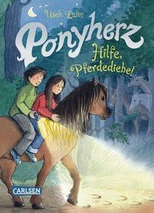 Ponyherz 11: Hilfe, Pferdediebe!