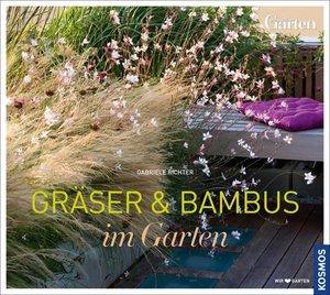 Gräser und Bambus im Garten