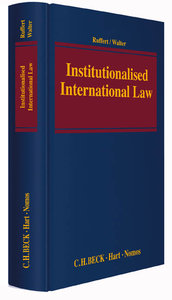 Institutionalised International Law
