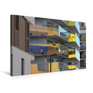 Premium Textil-Leinwand 75 cm x 50 cm quer Residence Koh-I-Noor