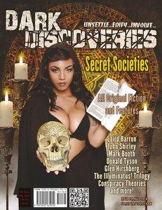 Dark Discoveries - Issue 29