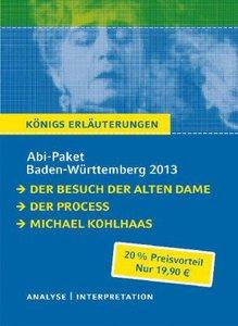 Abitur Baden-Württemberg 2013 - Königs Erläuterungen Paket.