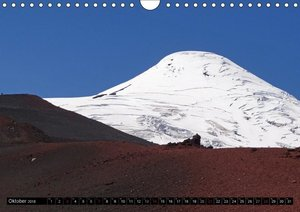 Tanz auf dem Vulkan - Osorno (Chile)