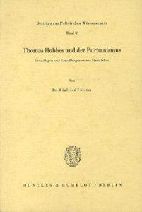 Thomas Hobbes und der Puritanismus