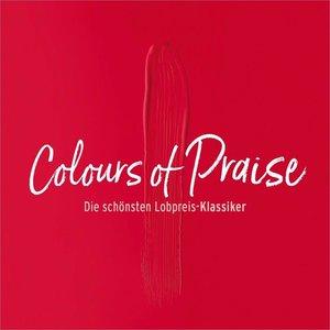 Colours of Praise - rot - Die schönsten Lobpreis-Klassiker, 1 Au