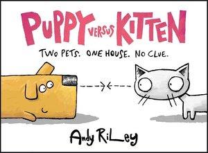 Puppy v Kitten