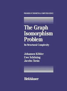 The Graph Isomorphism Problem