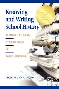 Knowing and Writing School History