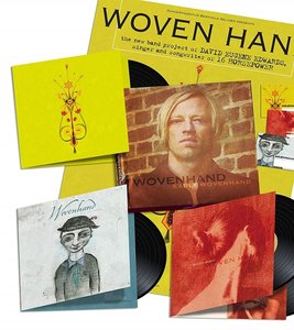Early Wovenhand (ltd,4LP+Poster Edition)