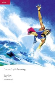 Penguin Readers Level 1 Surfer!