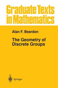 The Geometry of Discrete Groups