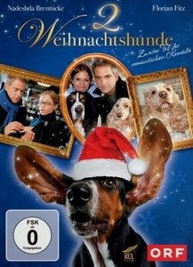 2 Weihnachtshunde, 1 DVD