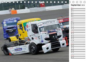 Faszination Truck Racing (Tischkalender 2019 DIN A5 quer)