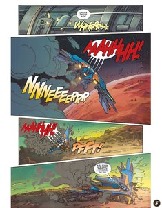 Guardians of the Galaxy - Kids-Comic