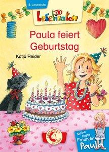 Lesepiraten - Meine beste Freundin Paula: Paula feiert Geburtsta