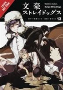 Bungo Stray Dogs, Vol. 13