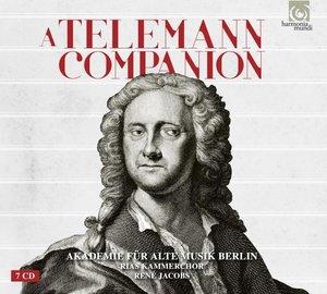 A Telemann Companion