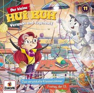 Der kleine Hui Buh 11 /Das verwickelte Klassenzimmer / Freitag,