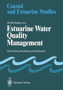 Estuarine Water Quality Management