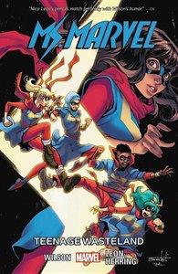 Ms. Marvel Vol. 09: Teenage Wasteland