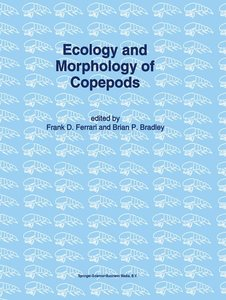 Ecology and Morphology of Copepods