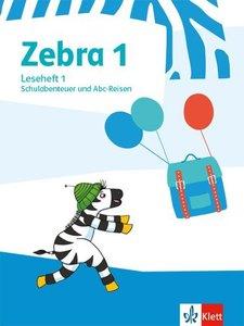 Zebra 1. Lesehefte
