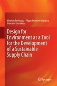 Design for Environment as a Tool for the Development of a Sustai