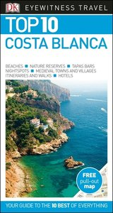DK Eyewitness Travel Top 10 Costa Blanca