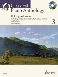 Classical Piano Anthology 3