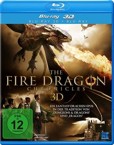 The Fire Dragon Chronicles 3D