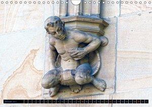 Bielefeld gibt es! Reliefs am alten Rathaus
