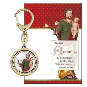 Schlüsselanhänger \'Heiliger Antonius\'