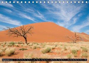 Die Namib (Tischkalender 2019 DIN A5 quer)