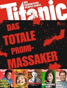 Titanic - das totale Promi-Massaker
