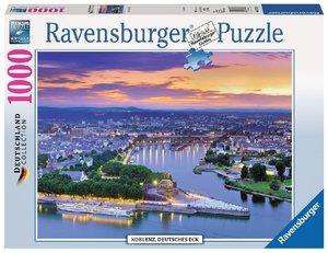 Koblenz, Deutsches Eck (Puzzle)