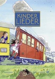 Kinderlieder, Klavierband (Chorleiterband), für 1-2 Singstimmen